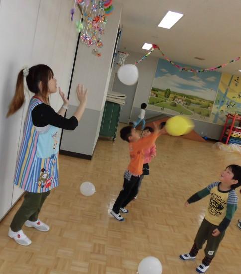 新学期4日目~自由遊び~