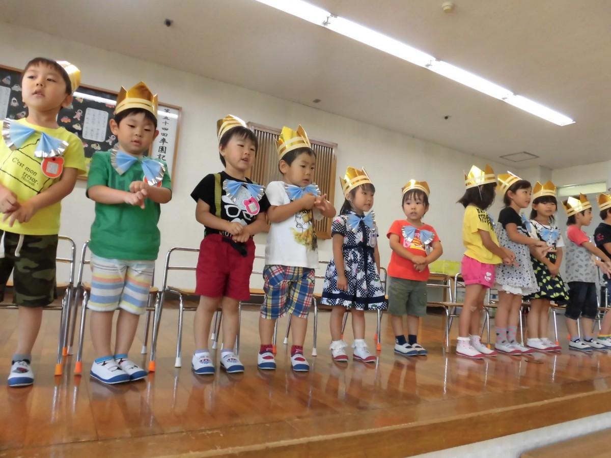 お誕生日会とサッカー教室がありました(^O^)/