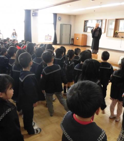 めぐみ幼稚園 55周年式典