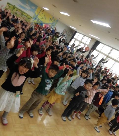 クリスマスダンス練習をしました!