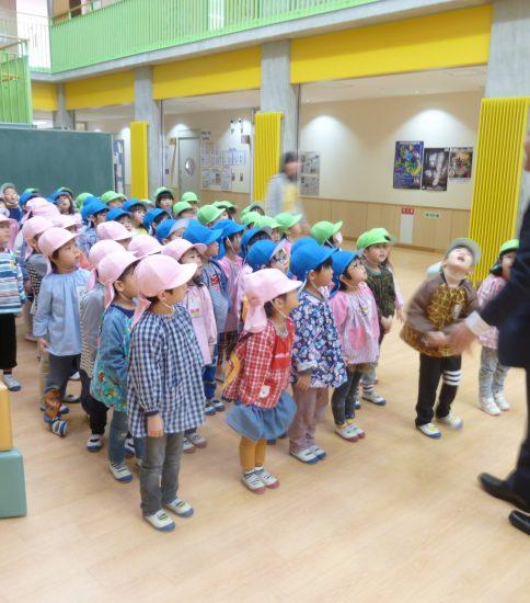 岩見沢小学校に行ってきました(^O^)/