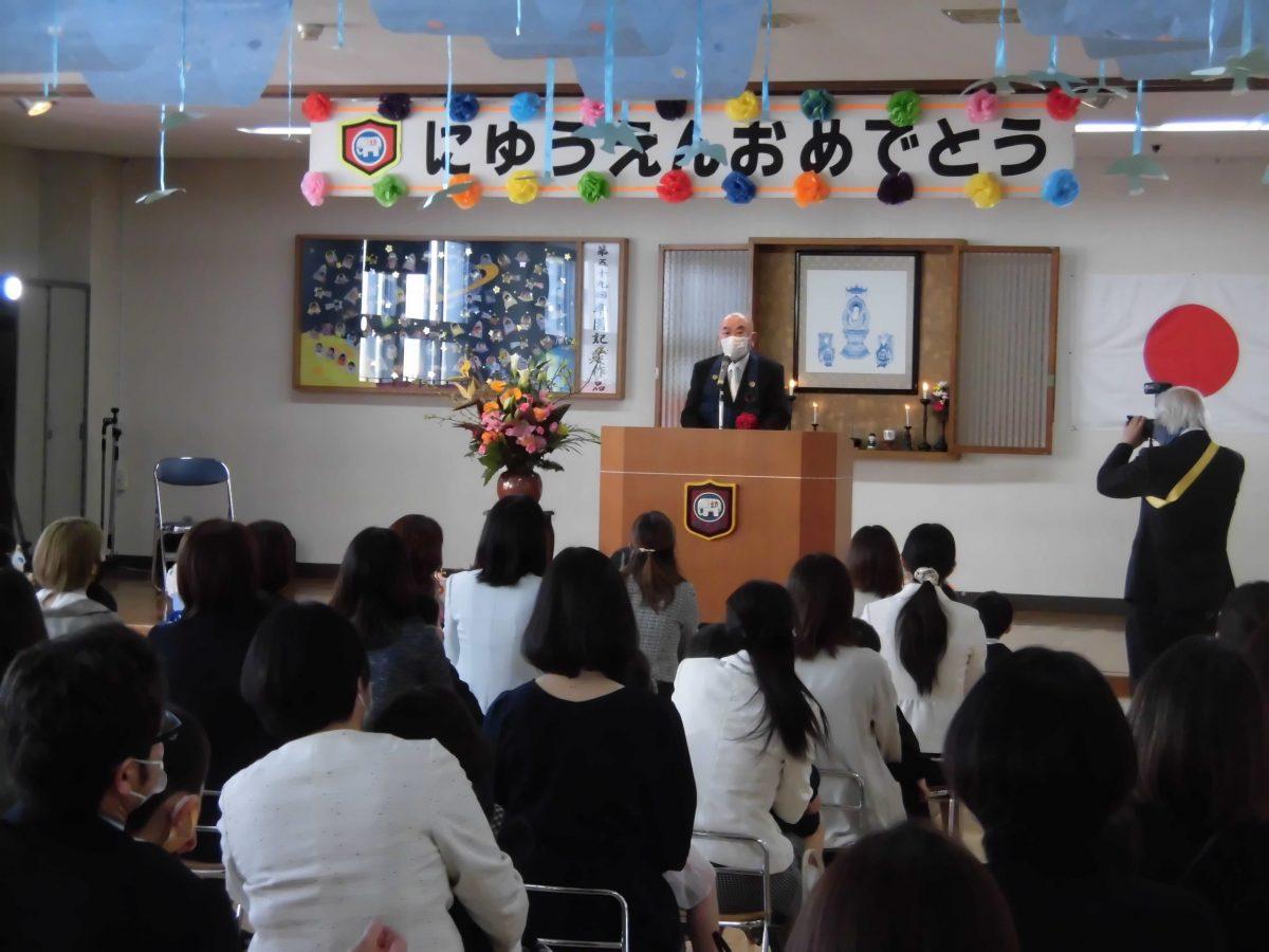 ✿ご進級・ご入園おめでとうございます!!✿